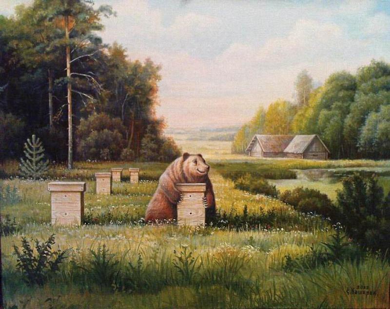 Степан Владимирович Каширин (1975) Пасека - 2012.jpg