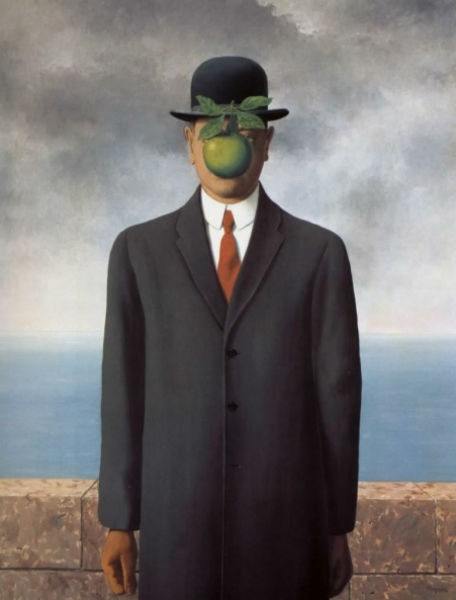 Рене Магритт - Сын Человеческий.jpg