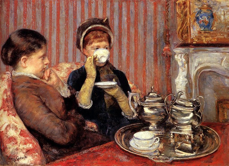 John Hanson Walker - Five O'Clock Tea.jpg