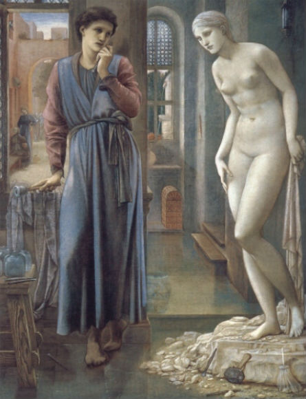 Пигмалион и статуя Галатеи - Руки творят.jpg
