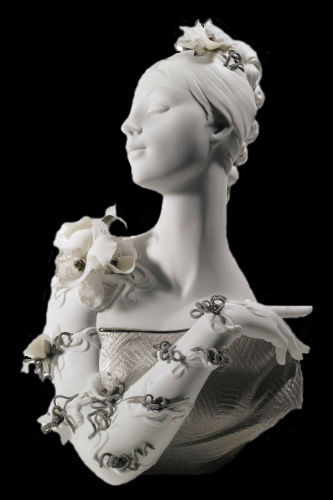 Моя прекрасная леди - Lladró  - Испания - серия Re-Deco.jpg