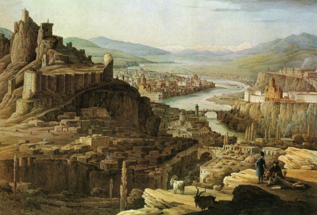 Вид Тифлиса - 1830.jpg