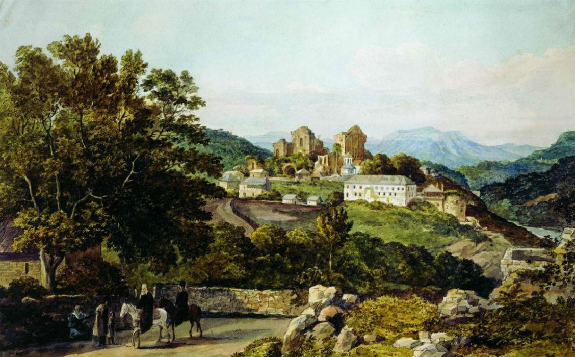 Монастырь Рождества Богородицы в Кутаиси - 1830.jpg