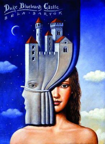 Рафал Ольбиньски - постер к опере белы бартока Замок герцога Синяя Борода.jpg