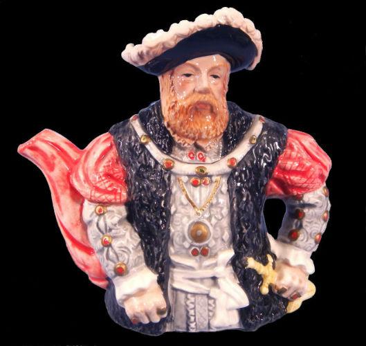 Leonardo Henry VIII Novelty Teapot.jpg