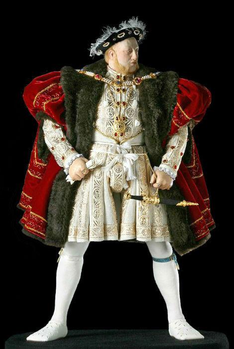Джордж Стюарт (1929) - кукла Генрих VIII.jpg
