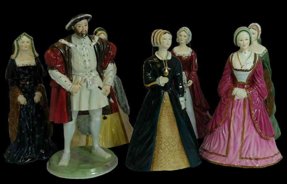 Генрих VIII и его жёны.jpg