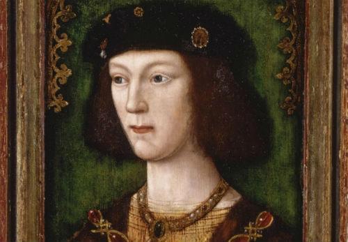 Самый ранний портрет Генриха VIII - написан с 22-летнего короля - Неизвестный автор.jpg