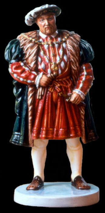 Henry VIII - HN3458 - Pauline Parsons - 1994.jpg