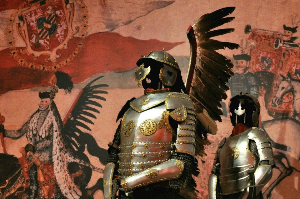 Польские летучие гусары - Национальный музей в Кракове.jpg