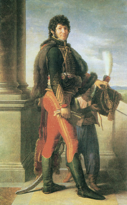 Ф. Жерар - портрет Иохима  Мюрата -  1805 - Национальный музей Версаля и Трианона.jpg
