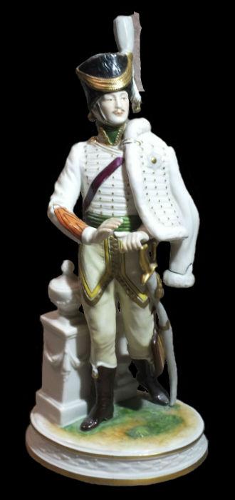 Полководец гусар Богарне Эжен (Eugene) - французский военачальник -  Германия - Rudolf Kammer.jpg