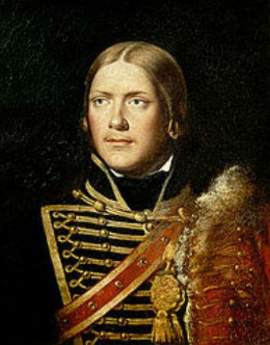 Мишель Ней лейтенант 4-ого гусарского полка 1792 год.jpg