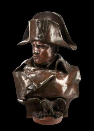 Ренцо Коломбо - Бюст Наполеона Бонапарта.jpg
