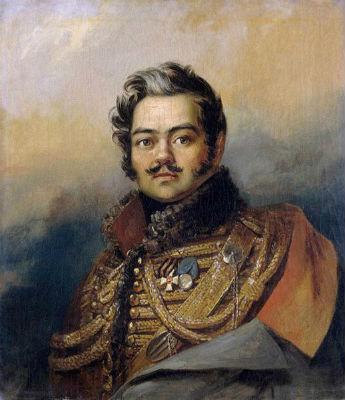 Джордж Доу - Портрет генерал-лейтенанта Давыдова Дениса Васильевича.jpg