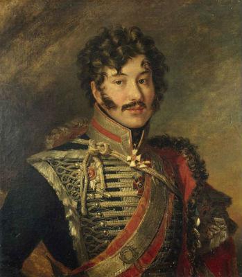 Джордж Доу - Портрет генерал-лейтенанта Ланского Сергея Николаевича.jpg