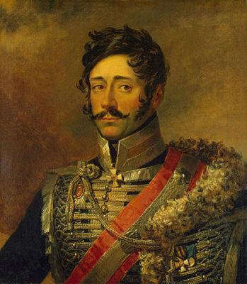 Джордж Доу - Портрет генерал-майора Мелиссино Алексея Петровича.jpg