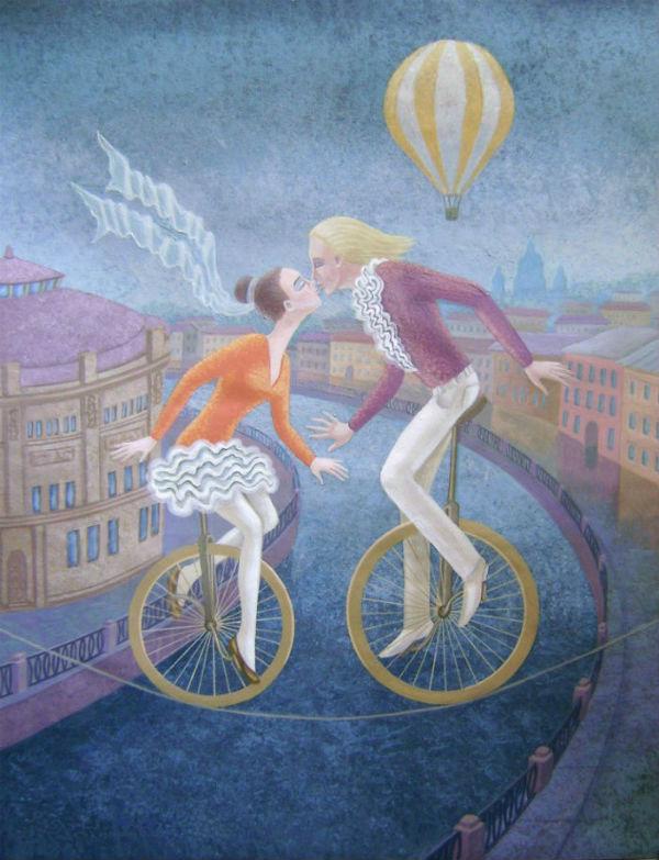 Вера Шанская - Воздушный поцелуй.jpg