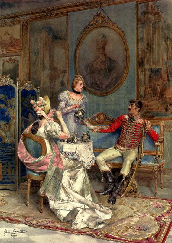 Ettore Simonetti (italian) -(1857-1909)-The last days of the empire.jpg
