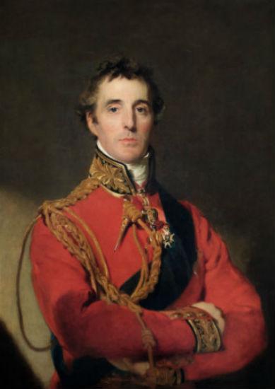Лоуренс Томас - Портрет герцога Веллингтона.jpg