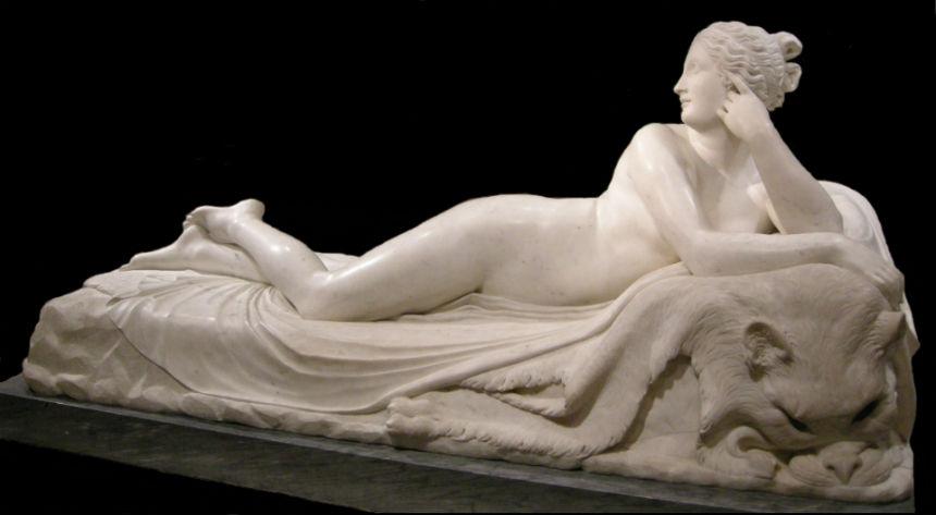 Antonio Canova - Reclining Naiad - 1819-1824.jpg