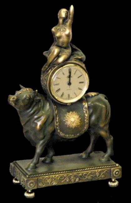 Часы - Похищение Европы - XIX век.jpg