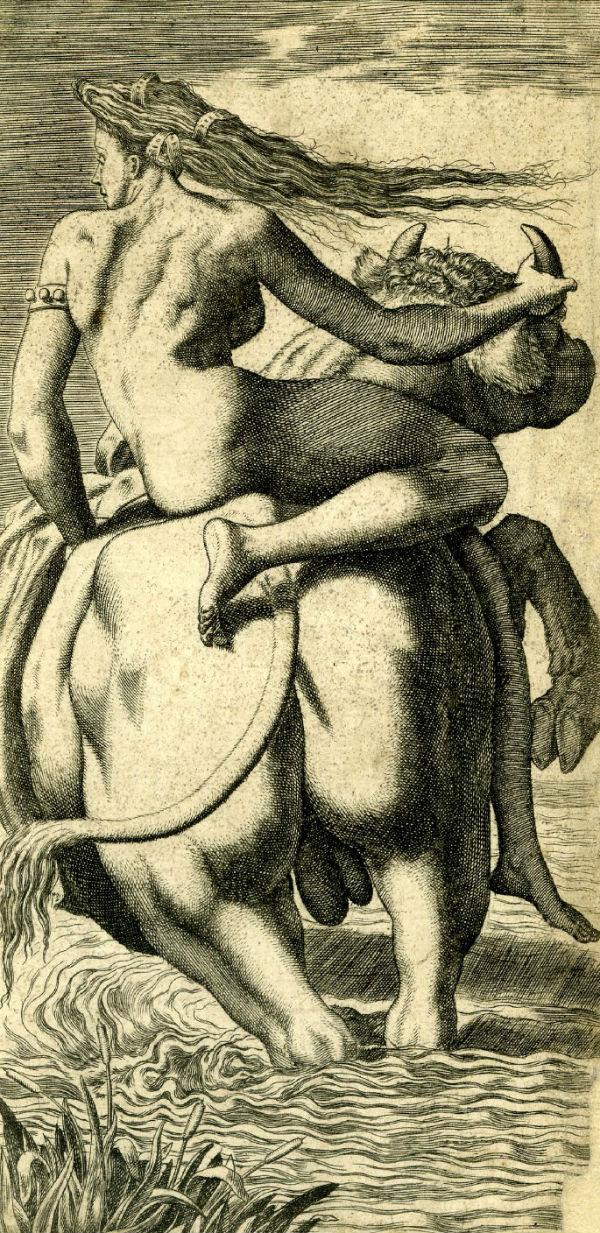 Рене Бойвин (печать) с оригинала Рокко Фиорентино (1545-1555).jpg