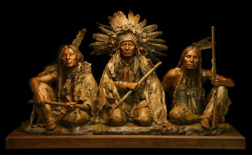 Джон Коулман - Индейцы Северной Америки.jpg
