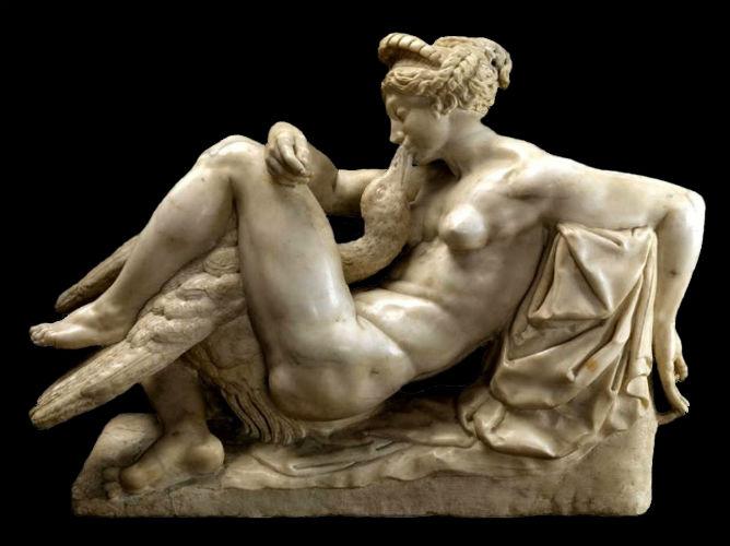 Bartolomeo Ammannati - Leda e il cigno - (1535-1540).jpg
