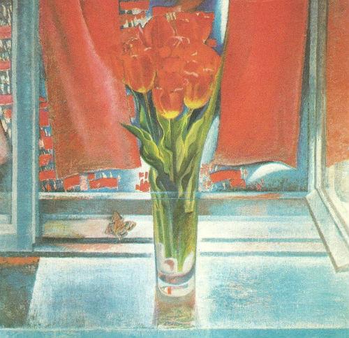 Бусыгина Олимпиада Александровна (1929) - Красный май - 1978.jpg