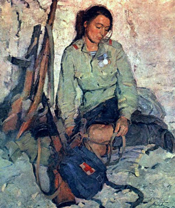 Николай Бут - Медсестра Наташа.jpg