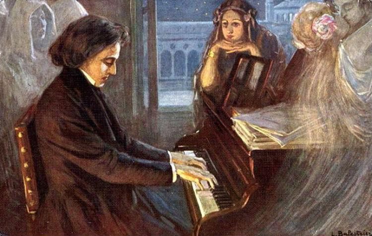 Лионелло Балистриери (1872-1958) - Шопен за роялем.jpg