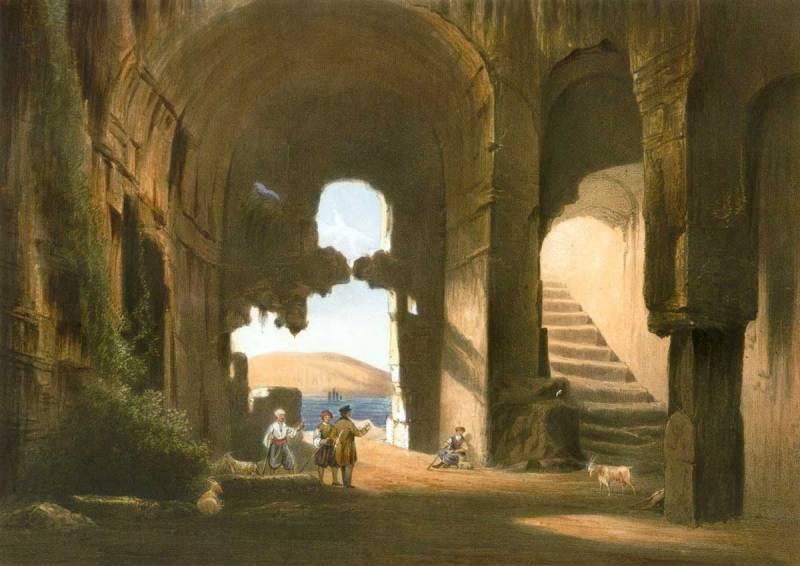 Интерьер раннехристианской церкви.jpg