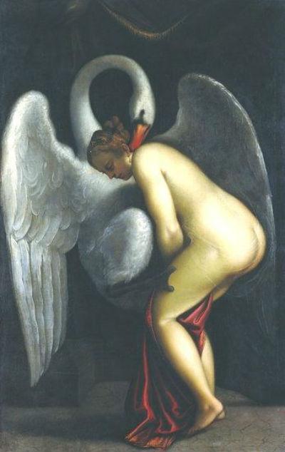 Luca Cambiaso - Leda and the Swan.jpg