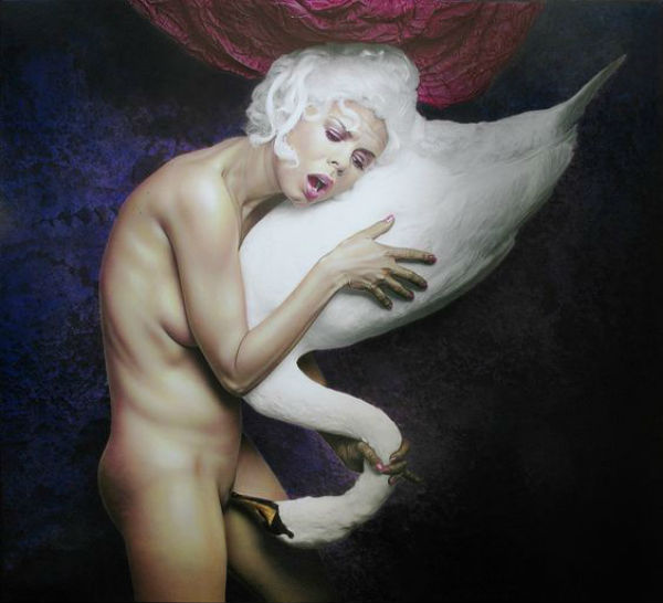 Leda and the Swan ' by Antonin Tesar.jpg