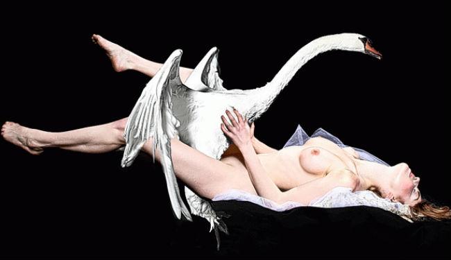 Derek Santini - Leda and the Swan.jpg