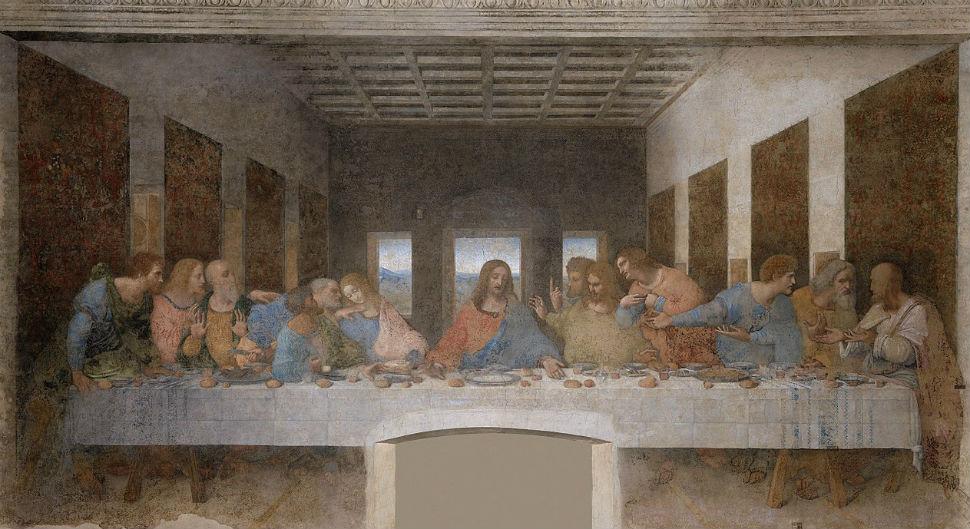 Леонардо да Винчи - Тайная вечеря.jpg