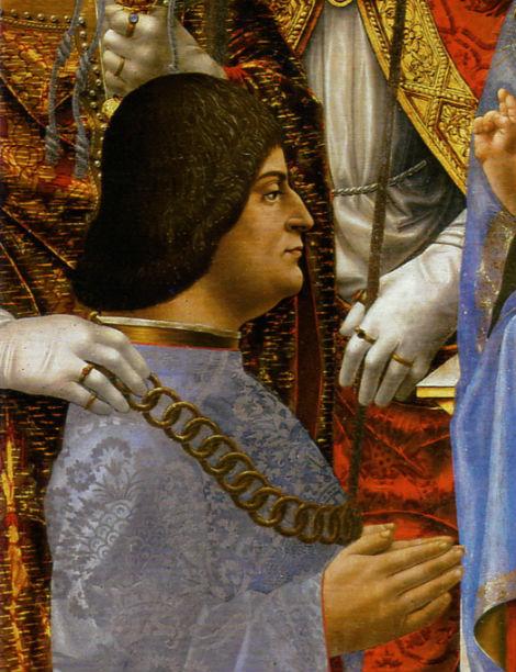 Фернандо де Льянос - Алтарь Сфорца, 1494  Брера, Милан.jpg