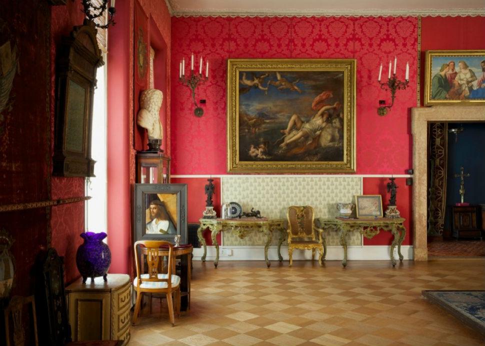 14 - Комната Тициана - gardnermuseum.org.jpg