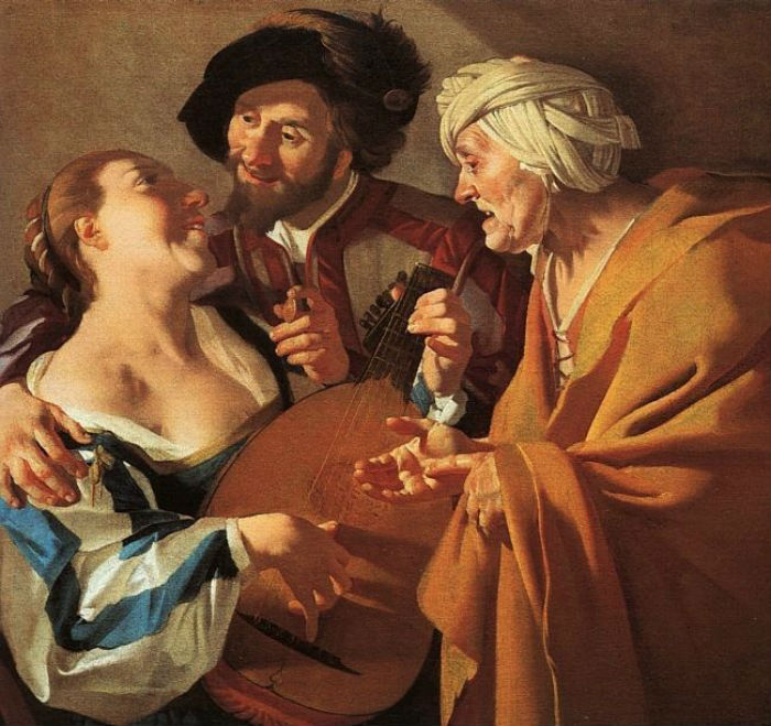 33 - Дирк Ван Бабюрен. Сводня - 1662.jpg