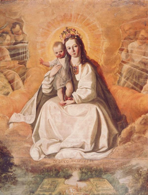 6-1 - Франсиско де Сурбаран - Дева милосердия - 1630.jpg
