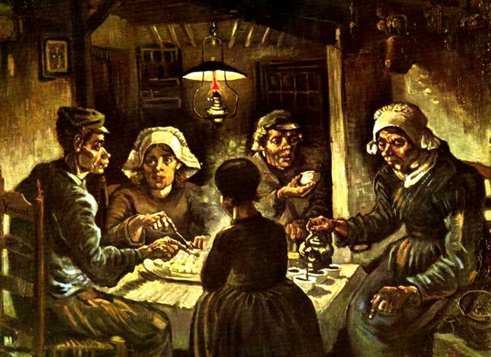 Винсент Ван Гог - Едоки картофеля.jpg