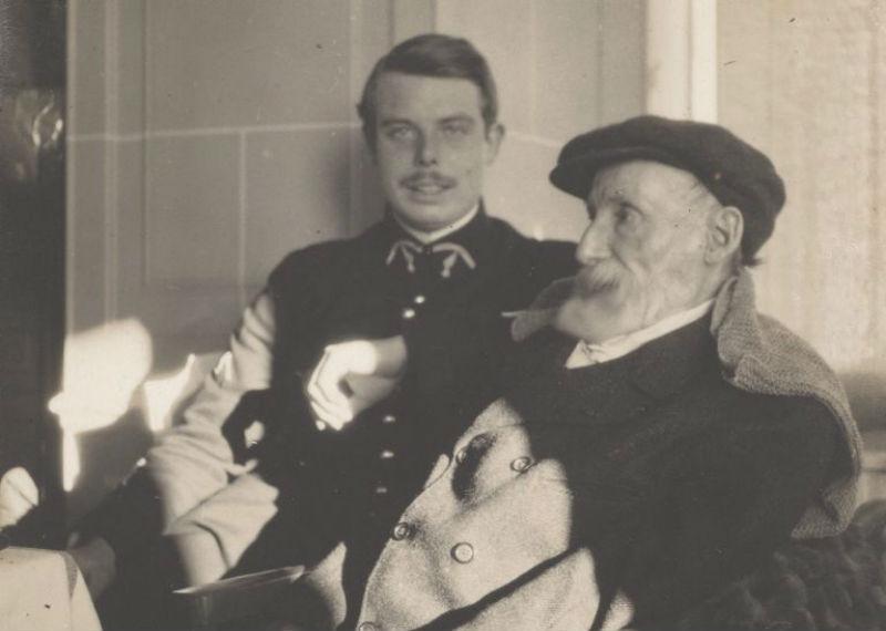 Огюст Ренуар и Жан Ренуар.jpg