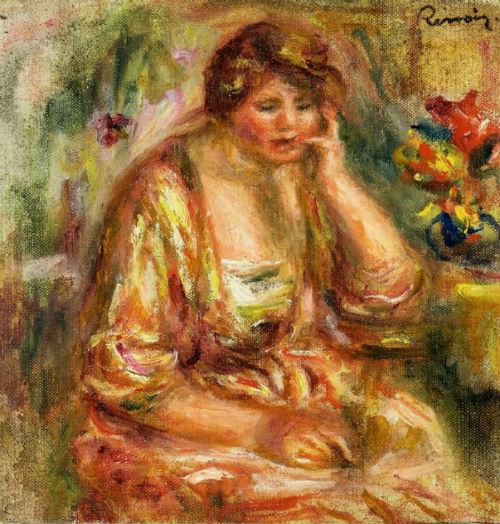 Огюст Ренуар - Андре в розовом - 1917.jpg