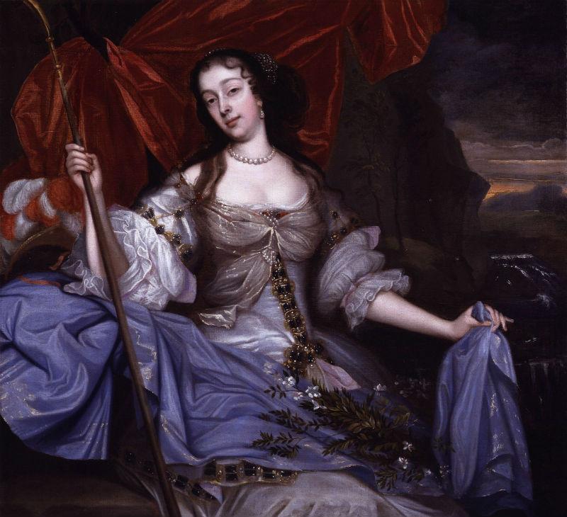 Джон Майкл Райт - Барбара Палмер (урожденная Вилье) герцогиня Кливлендская.jpg