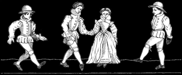 Гальярда - Из Орхезографии Туано Арбо (Thoinot Arbeau) - 1588.jpg