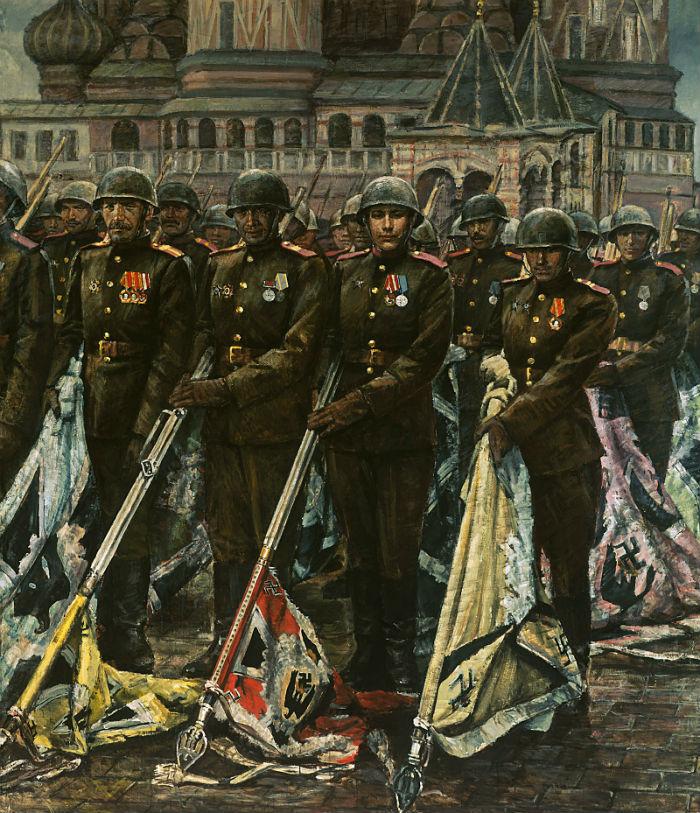 Константин Михайлович Антонов (1924) - Победители.jpg