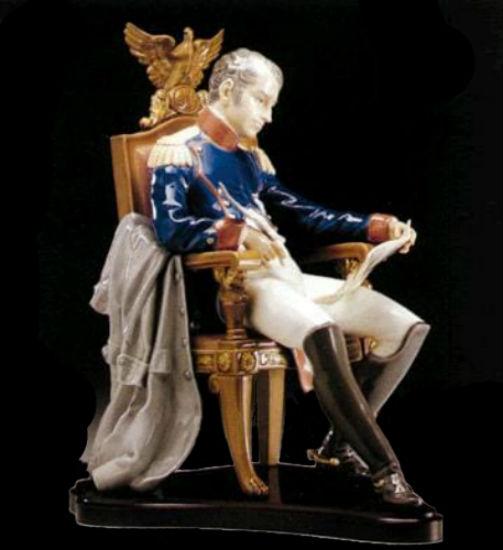 Наполеон Бонапарт - Испания - 1985-1995 - автор Сальвадор Фурио.jpg