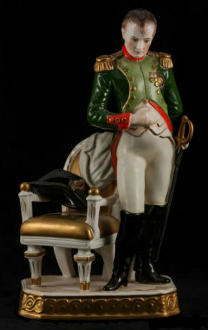 Наполеон I - Rudolf Kammer - Германия - 1962.jpg