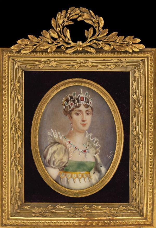 Франсуа Жера - Императрица Жозефина - миниатюра.jpg